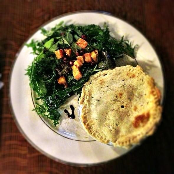 Veggie Pot Pie! @ Butcher & Cook (Pop-Up)