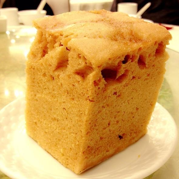 Steamed Cane Sugar Cake
