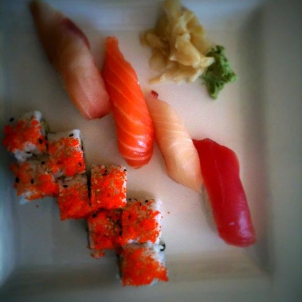 Sushi @ Royal Thai Restaurant