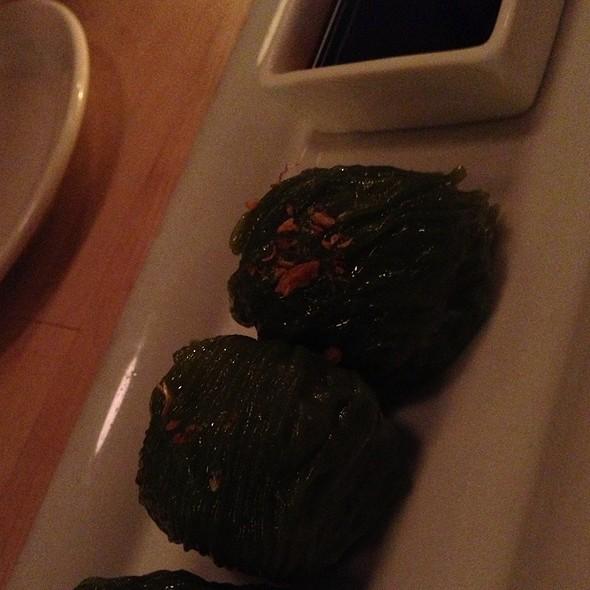 Vegetable Dumplings @ Land Thai Kitchen