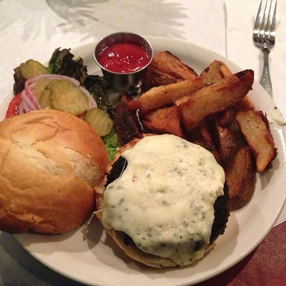 Black And Blue Burger - The Majestic Restaurant, Kansas City, MO