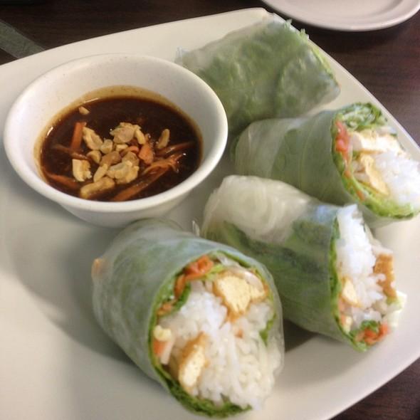 Saigon Cafe Corpus Christi Menu