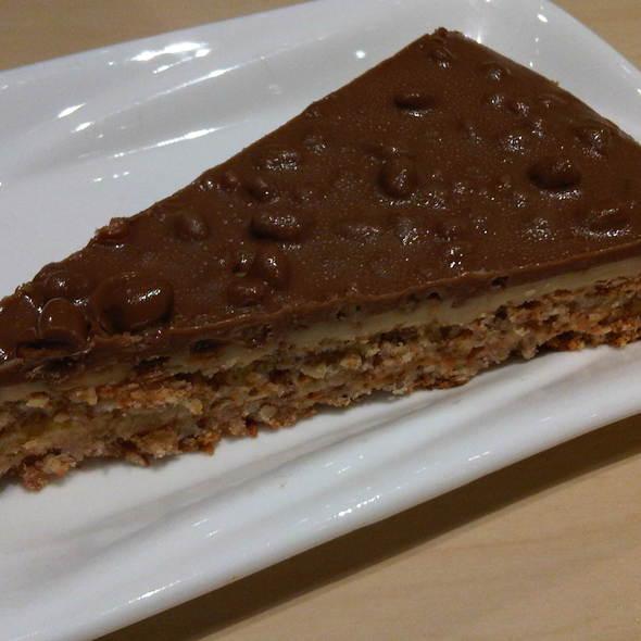 Daim Almond Cake @ IKEA Alexandra