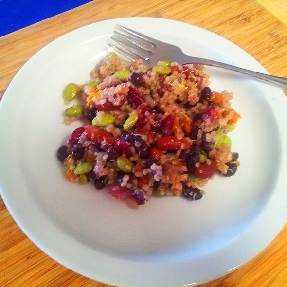 Quinoa Salad @ My Place