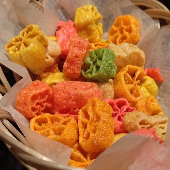 Complimentary Fried Things - Benares - Tribeca, New York, NY