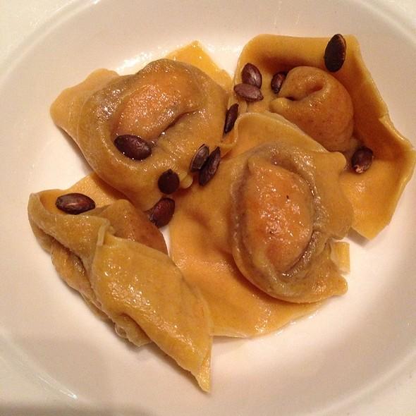 Butternut Squash Tortellini - Kora restaurant - bar - lounge, Arlington, VA