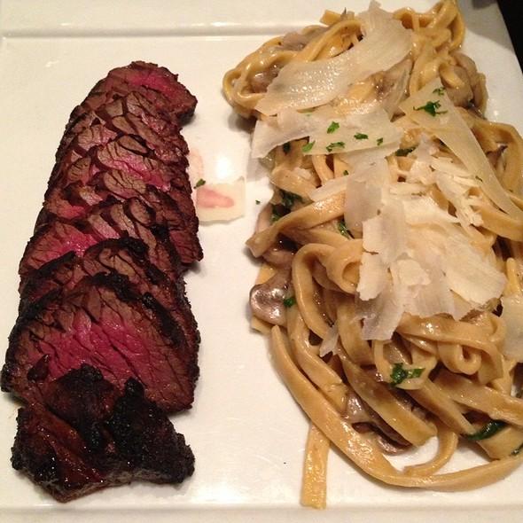 Hanger Steak - Kora restaurant - bar - lounge, Arlington, VA