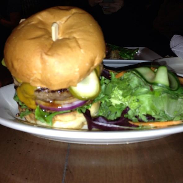 Double, Double Burger - THE FOX, Toronto, ON
