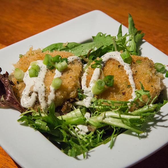 Crab Cakes @ Fishbar Seafood Restaurant