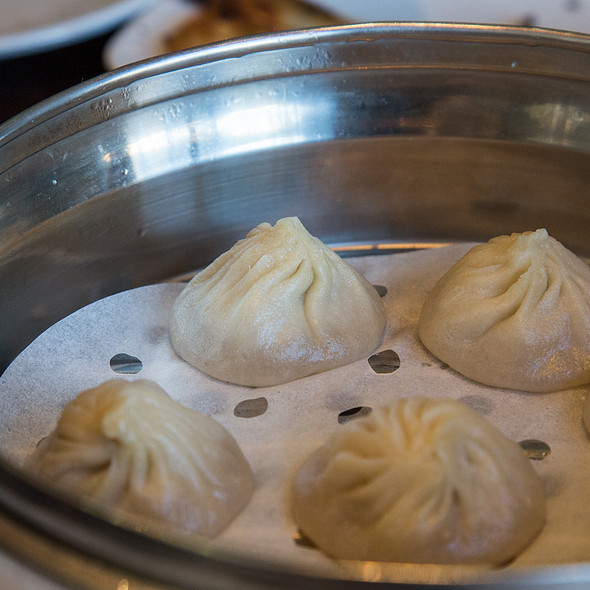 Xiao Long Bao @ ROC Kitchen