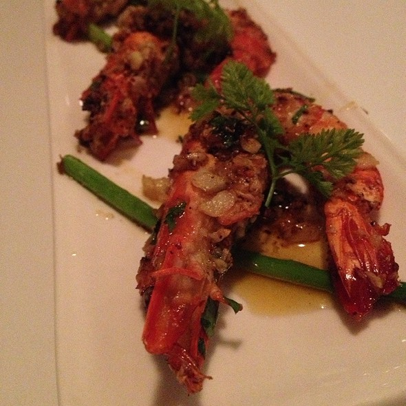 Gambas Al Ajillo @ Chef Diary