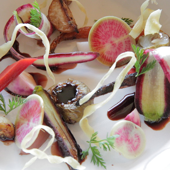 Winter Salad @ Allumette