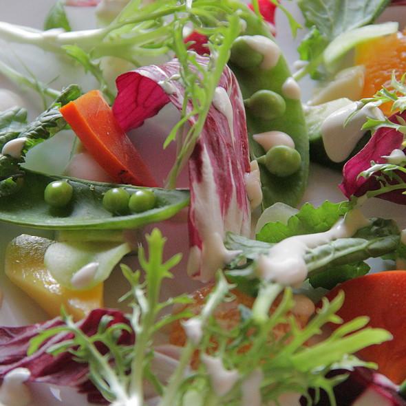 Salad @ Allumette