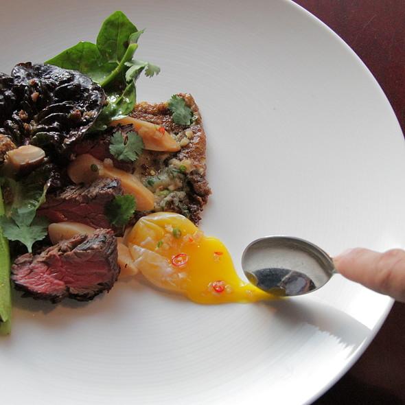 Steak and Eggs @ Allumette