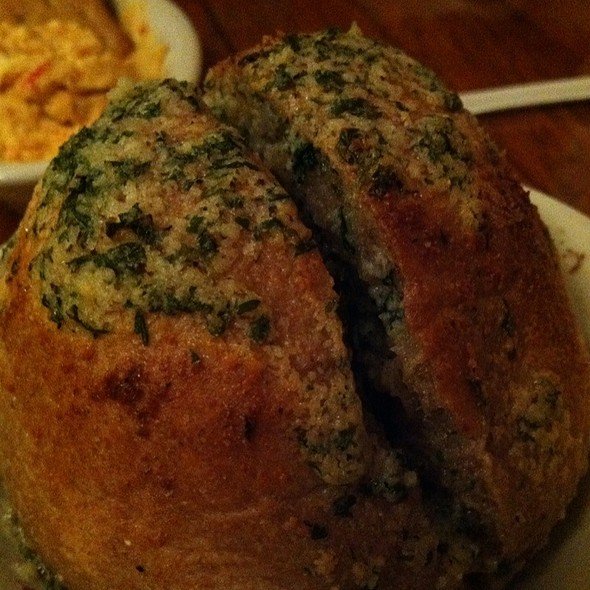 Garlic Ball @ Whole In the Wall