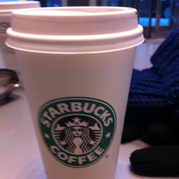 Hot Chocolat @ Starbucks