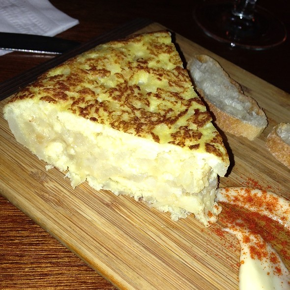 Tortilla @ La Nacional Restaurant