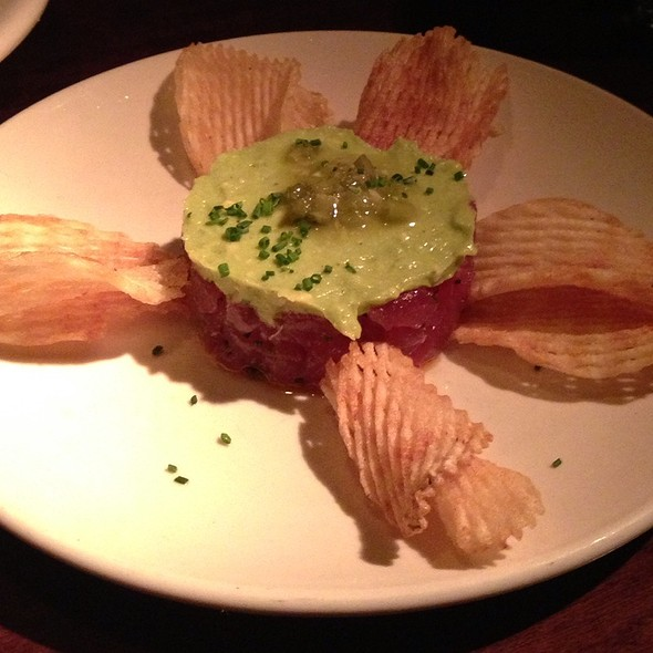Tuna Tartare - Burger and Barrel, New York, NY