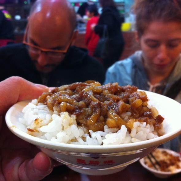Pork Rice @ Formosa Chang