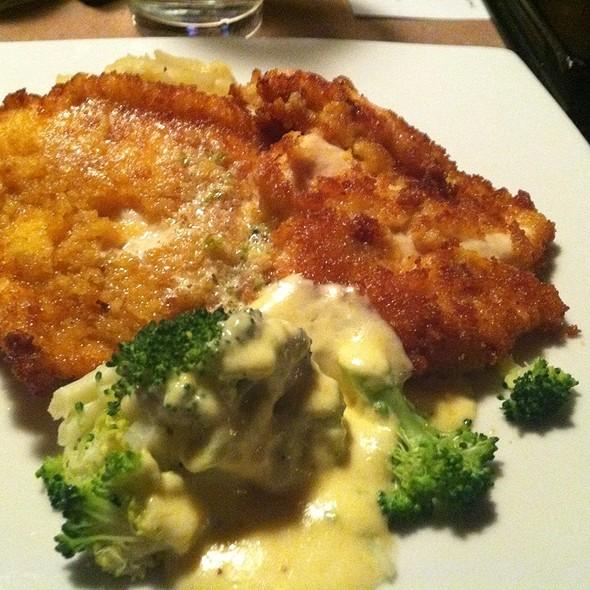 Cornbread Chicken - Coho Grill, Columbia, MD