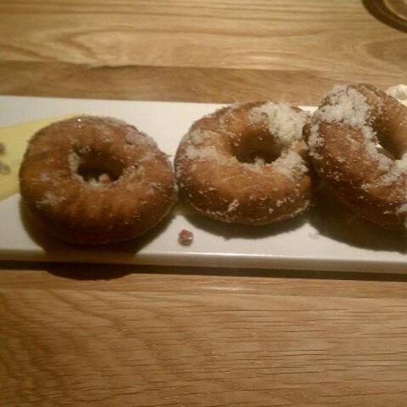 Ricotta Donuts - Providence - New American Kitchen, Kansas City, MO