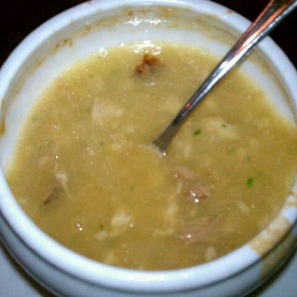 Pork Soup @ Rieger Hotel Grill And Exchange