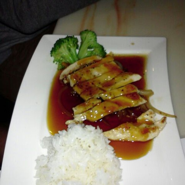 Chicken Teriyaki @ Sushi King