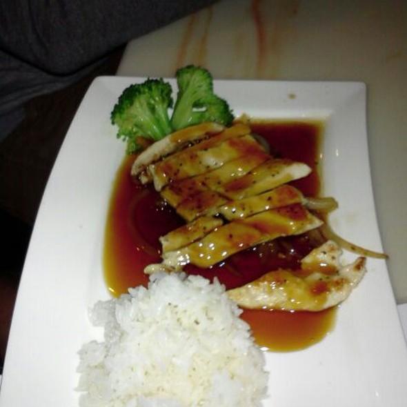 Chicken Teriyaki @ Sushi King