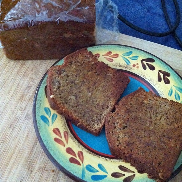 Toasted Banana Bread