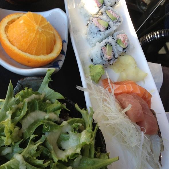Chef's Choice Sashimi Plate - Kakui, Oakland, CA