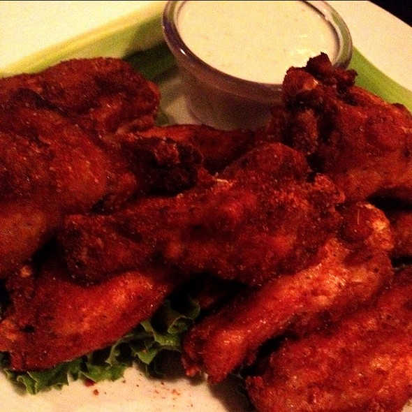 Wings - Xtra's Cafe, Richmond, VA