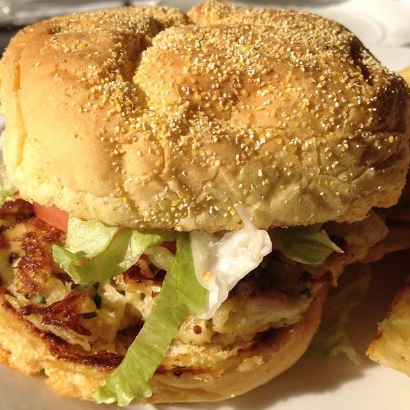Crab Club Sandwich - Sunset Terrace - Omni Grove Park Inn, Asheville, NC
