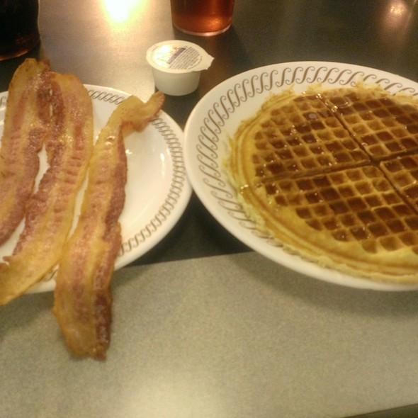 Waffle & Bacon @ Waffle House
