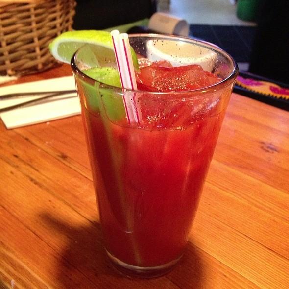 Bloody Mary @ Log Cabin Restaurant
