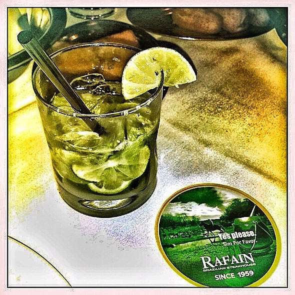 Caipirinha - Rafain Brazilian Steakhouse, Dallas, TX