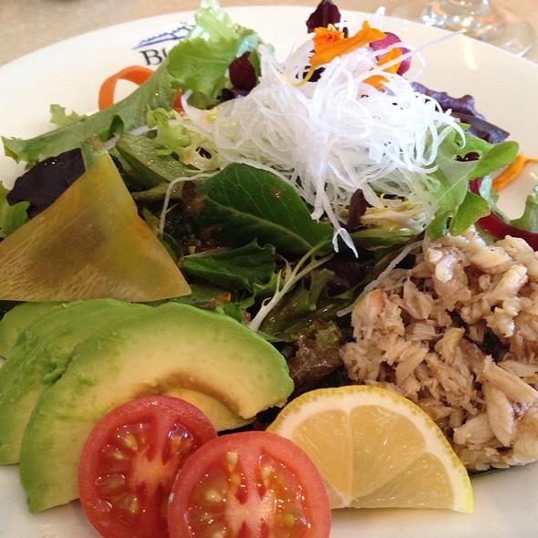 Blue Crab Avocado Salad - Bluefin Restaurant, Newport Coast, CA