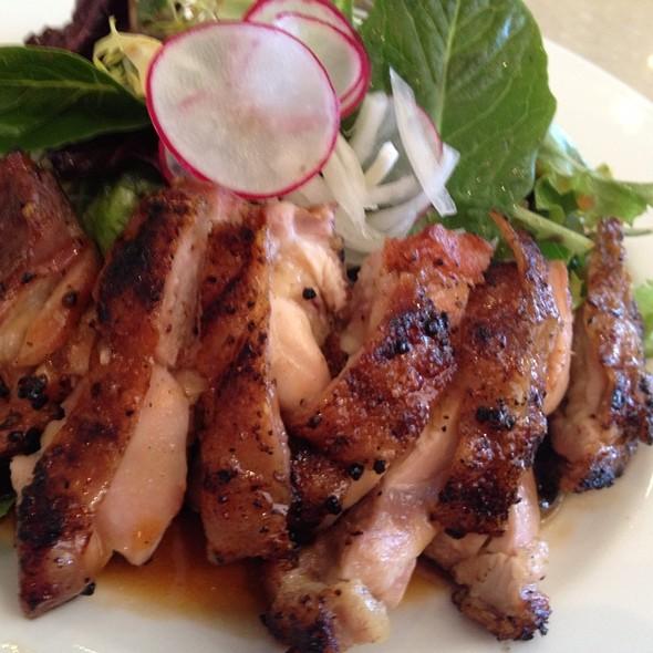 Chicken Salad - Bluefin Restaurant, Newport Coast, CA