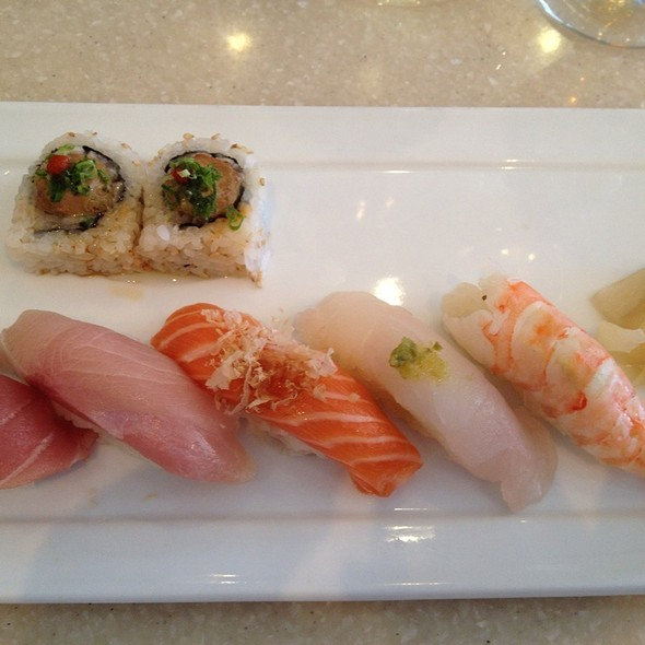 Assorted Sushi - Bluefin Restaurant, Newport Coast, CA