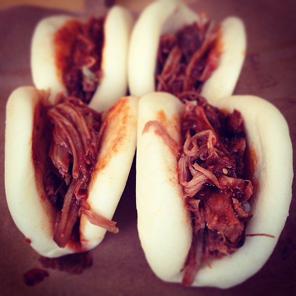 Pork Bun @ Steam