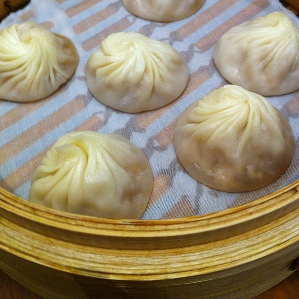 Pork and Shrimp Xiao Long Bao