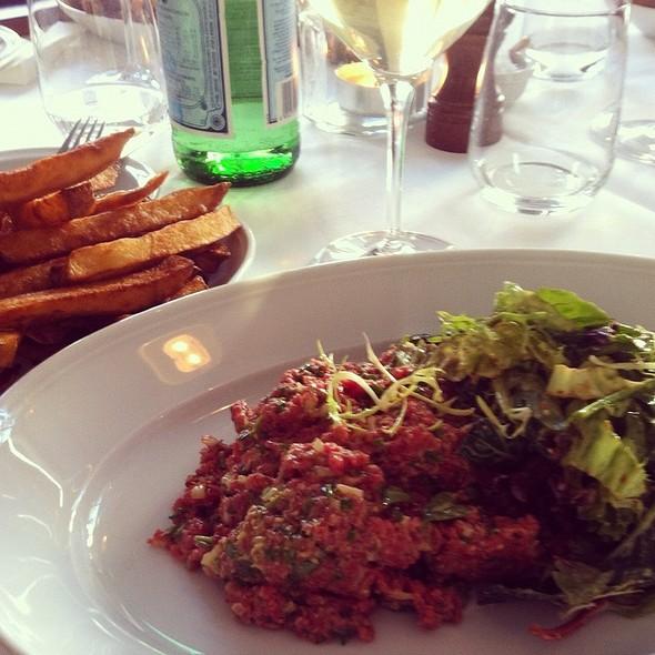 steak tartare @ Retour Steak
