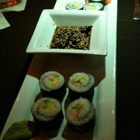 California Roll - Mo's a Place for Steaks - Houston, Houston, TX