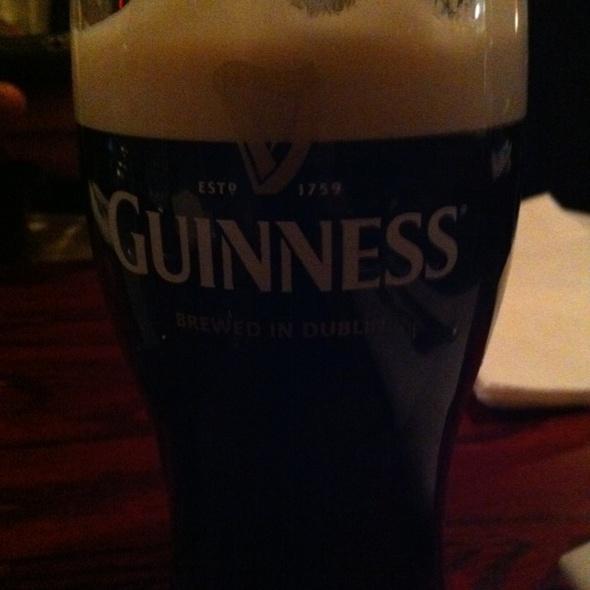 Guinness @ Mr. Dennehy's