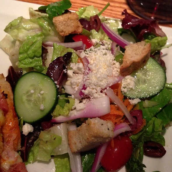 Carmel Cafe House Salad @ Carmel Cafe & Wine Bar