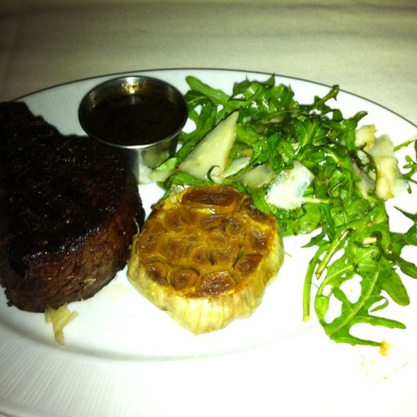 Filet Mignon - Wilshire Restaurant, Santa Monica, CA