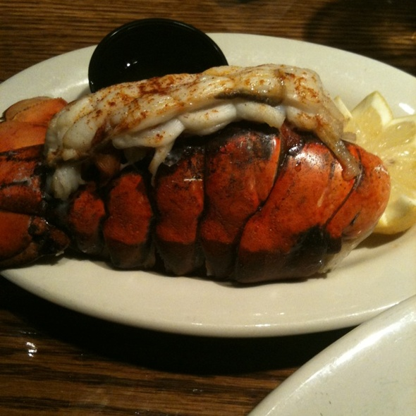 Lobster Tail @ Fishbone's