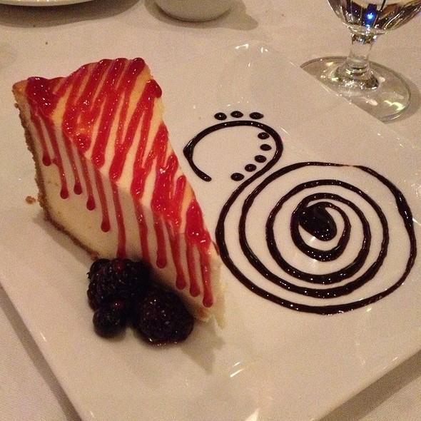 Raspberry Cheesecake - BLU, Louisville, KY