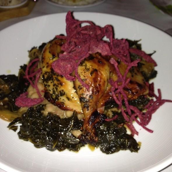 Pan-Roasted Chicken - BLU, Louisville, KY