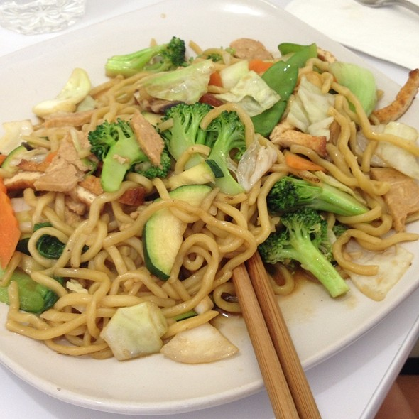 Chow Mein @ Loving Hut - Addison