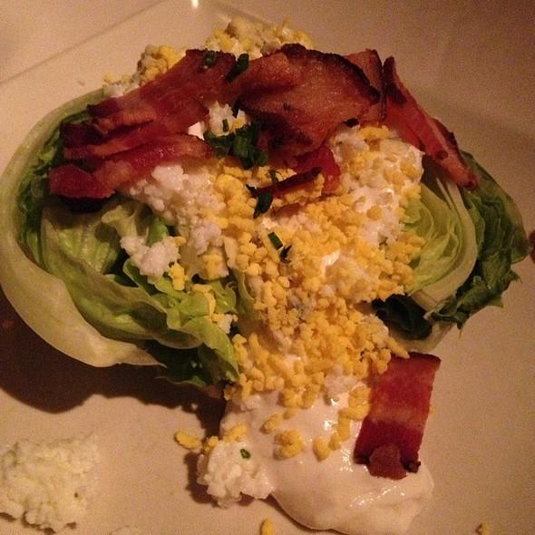 Wedge Salad @ Five Crowns